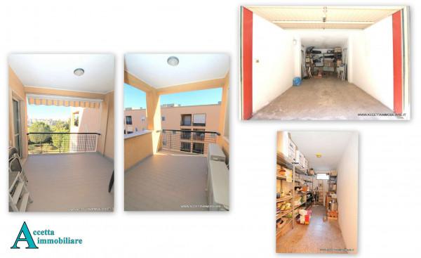 Appartamento in vendita a Taranto, Rione Laghi - Taranto 2, Con giardino, 114 mq - Foto 4