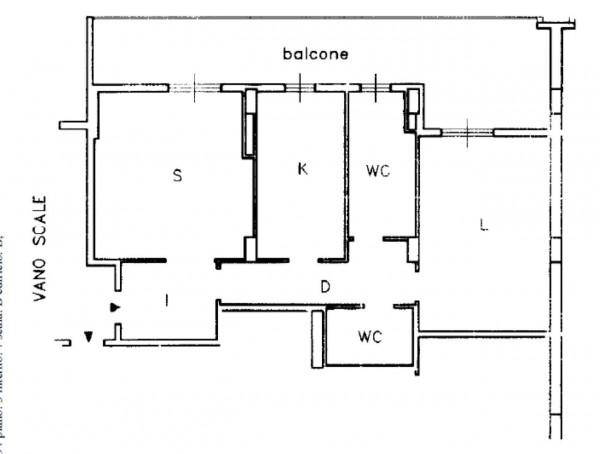 Appartamento in vendita a Roma, Torrino, 70 mq - Foto 2