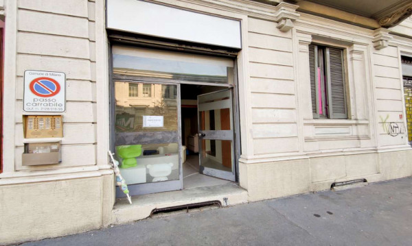 Negozio in affitto a Milano, Lima, 50 mq