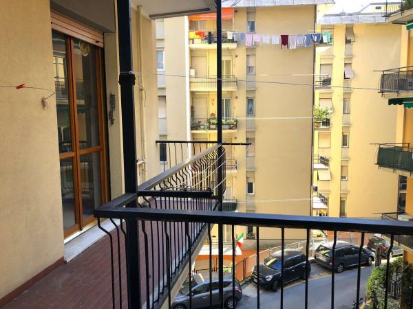 Appartamento in affitto a Genova, Sestri Ponente, Arredato, 75 mq