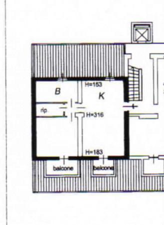 Appartamento in affitto a Milano, Medaglie D'oro, Arredato, 80 mq - Foto 2