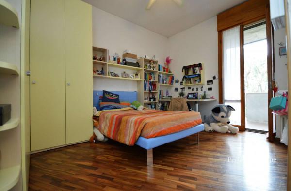 Casa indipendente in vendita a Forlì, Con giardino, 390 mq - Foto 12