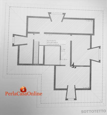 Casa indipendente in vendita a Forlì, Con giardino, 390 mq - Foto 2