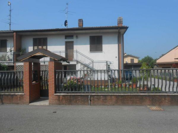 Villa in vendita a Caselle Lurani, Residenziale, Con giardino, 180 mq - Foto 3
