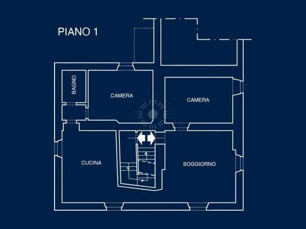 Rustico/Casale in vendita a Pontassieve, Con giardino, 350 mq - Foto 16