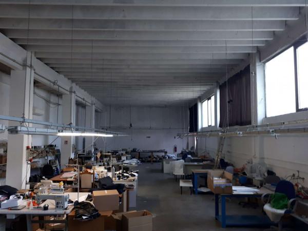 Capannone in vendita a Solaro, Elettrolux, 480 mq - Foto 14