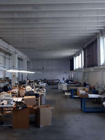 Capannone in vendita a Solaro, Elettrolux, 480 mq - Foto 6
