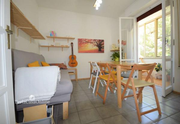 Appartamento in vendita a Forlì, Cà Ossi, Arredato, con giardino, 60 mq