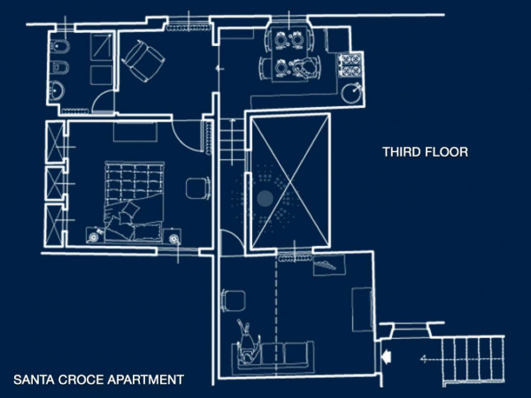 Appartamento in affitto a Firenze, Arredato, 58 mq - Foto 23