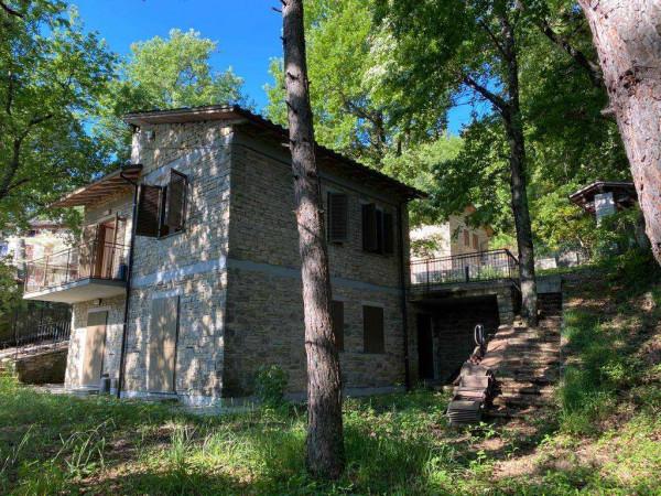 Casa indipendente in vendita a Pietralunga, Con giardino, 100 mq