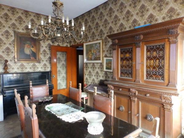Casa indipendente in vendita a Seregno, Semicentrale, Con giardino, 440 mq - Foto 11