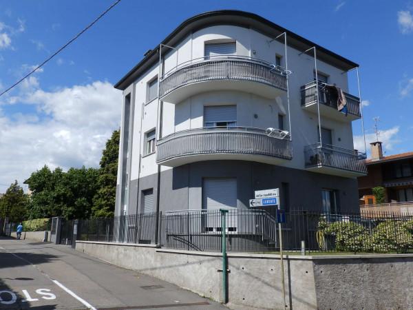 Appartamento in affitto a Lentate sul Seveso, Con giardino, 48 mq