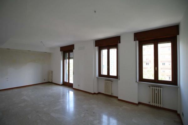 Appartamento in vendita a Milano, Romolo, Con giardino, 128 mq