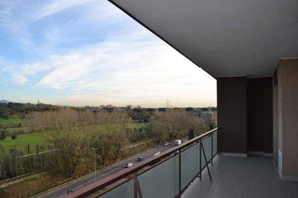 Appartamento in affitto a Roma, Torrino Decima, Con giardino, 160 mq