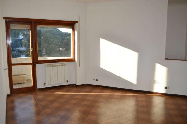 Appartamento in affitto a Roma, Mostacciano, 95 mq