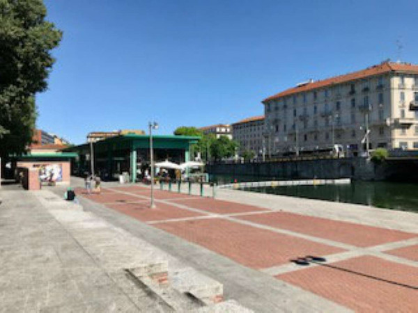 Negozio in affitto a Milano, Darsena, 165 mq - Foto 5