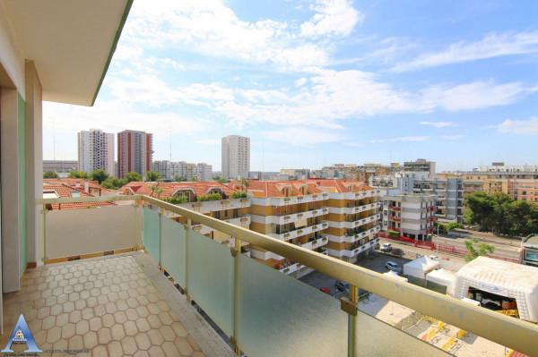 Appartamento in vendita a Taranto, Rione Italia, Montegranaro, 139 mq - Foto 10