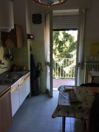 Appartamento in vendita a Cittiglio, Centrale, Con giardino, 80 mq - Foto 16