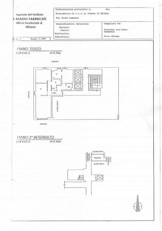 Appartamento in vendita a Milano, Sempione, 110 mq - Foto 2