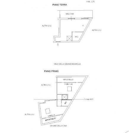Appartamento in vendita a Roma, Eur Torrino, 120 mq - Foto 5