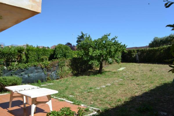 Appartamento in vendita a Roma, Dragona, Con giardino, 130 mq