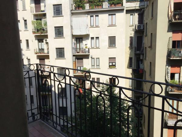 Appartamento in affitto a Milano, Porta Venezia, 100 mq - Foto 6