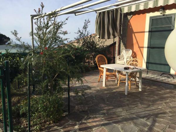 Casa indipendente in vendita a Bonassola, Fornello, Arredato, con giardino, 125 mq - Foto 20