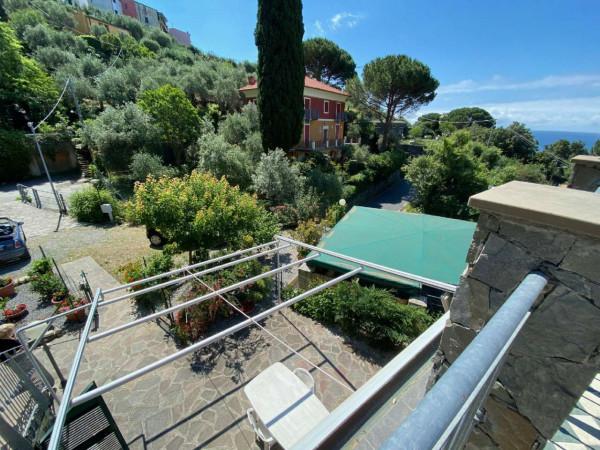 Casa indipendente in vendita a Bonassola, Fornello, Arredato, con giardino, 125 mq - Foto 22