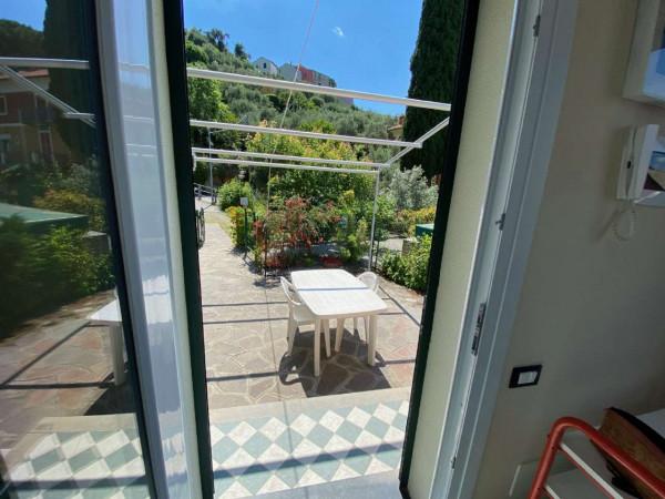 Casa indipendente in vendita a Bonassola, Fornello, Arredato, con giardino, 125 mq - Foto 8
