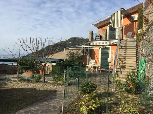 Casa indipendente in vendita a Bonassola, Fornello, Arredato, con giardino, 125 mq - Foto 14