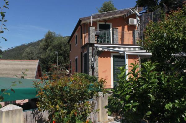 Casa indipendente in vendita a Bonassola, Fornello, Arredato, con giardino, 125 mq - Foto 33
