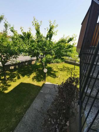 Appartamento in vendita a Pandino, Residenziale, Con giardino, 112 mq