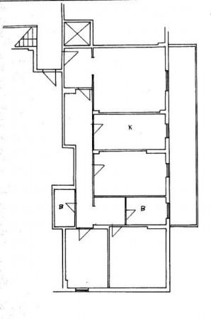 Appartamento in vendita a Roma, Dragoncello, Con giardino, 120 mq - Foto 2