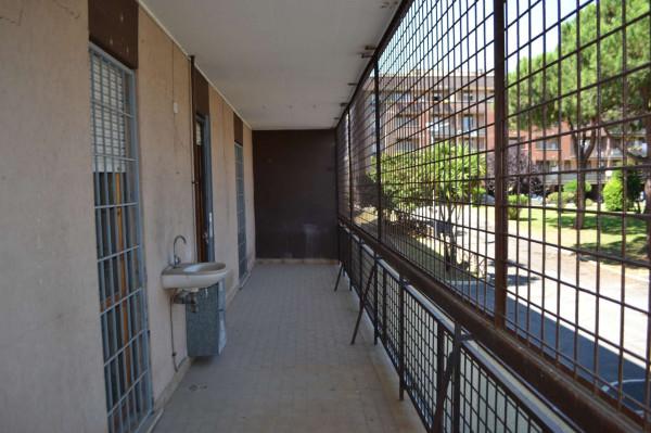 Appartamento in vendita a Roma, Dragoncello, Con giardino, 120 mq - Foto 20