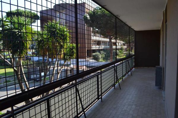 Appartamento in vendita a Roma, Dragoncello, Con giardino, 120 mq - Foto 3