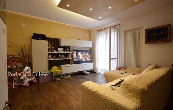 Villetta a schiera in vendita a Forlì, San Lorenzo In Noceto, Con giardino, 180 mq - Foto 23