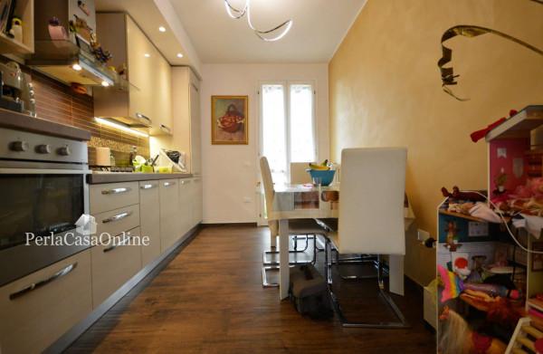 Villetta a schiera in vendita a Forlì, San Lorenzo In Noceto, Con giardino, 180 mq - Foto 21