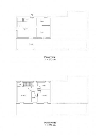 Rustico/Casale in vendita a Sant'Elpidio a Mare, Casette D'ete, Con giardino, 200 mq
