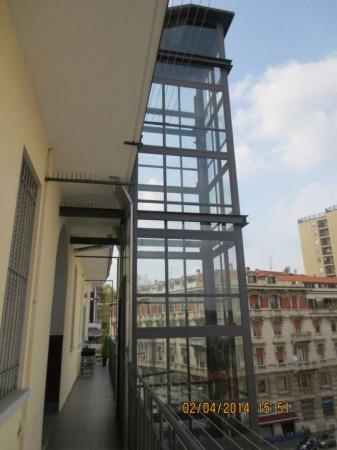 Appartamento in affitto a Milano, Medaglie D'oro, Arredato, 40 mq - Foto 13