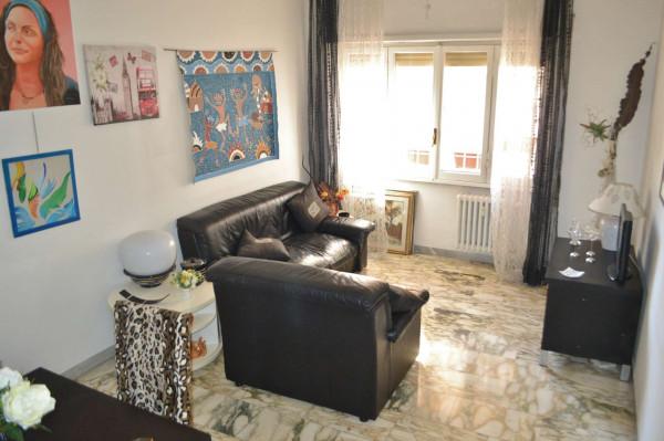 Appartamento in vendita a Roma, Marconi, 100 mq