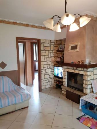 Villa in vendita a Casaletto Vaprio, Residenziale, Con giardino, 123 mq - Foto 26