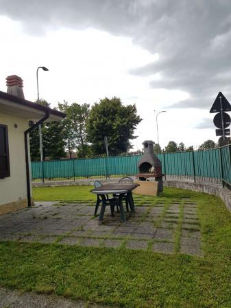 Villa in vendita a Casaletto Vaprio, Residenziale, Con giardino, 123 mq - Foto 8