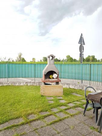 Villa in vendita a Casaletto Vaprio, Residenziale, Con giardino, 123 mq - Foto 4