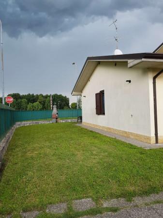 Villa in vendita a Casaletto Vaprio, Residenziale, Con giardino, 123 mq - Foto 36