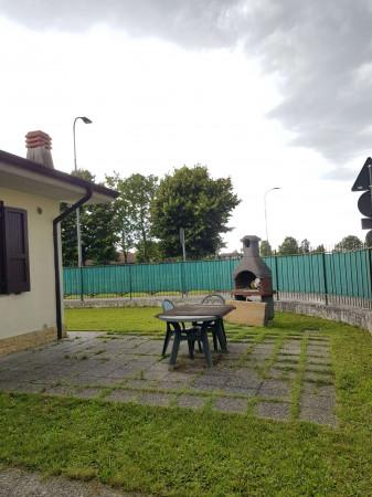 Villa in vendita a Casaletto Vaprio, Residenziale, Con giardino, 123 mq - Foto 6