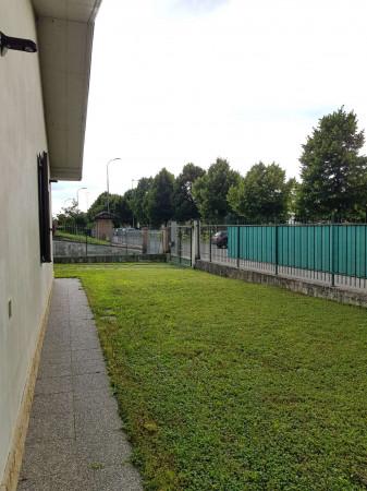 Villa in vendita a Casaletto Vaprio, Residenziale, Con giardino, 123 mq - Foto 3