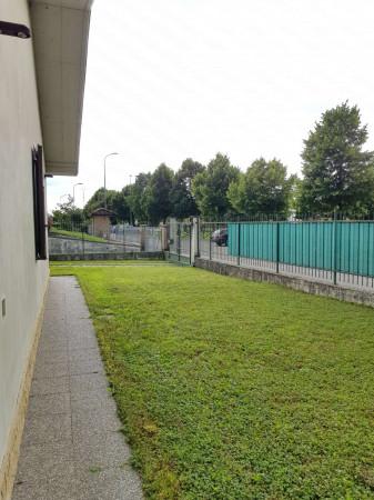 Villa in vendita a Casaletto Vaprio, Residenziale, Con giardino, 123 mq - Foto 34