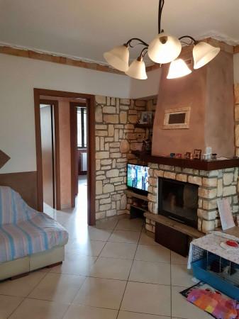 Villa in vendita a Casaletto Vaprio, Residenziale, Con giardino, 123 mq - Foto 29