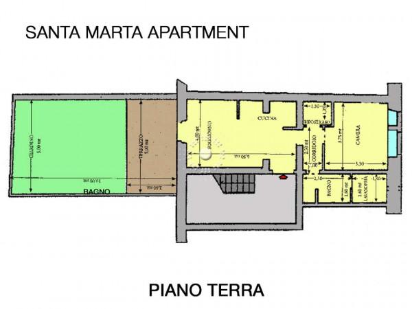 Appartamento in affitto a Firenze, Arredato, 57 mq - Foto 21