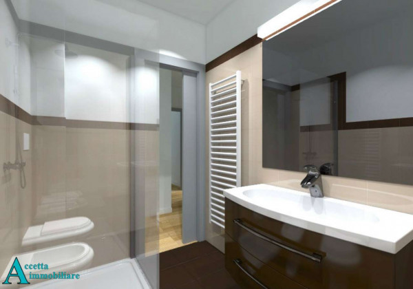 Appartamento in vendita a Taranto, Centrale, Borgo, 100 mq - Foto 13